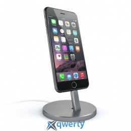 Satechi Aluminum Desktop Charging Stand Space Gray (ST-AIPDM)