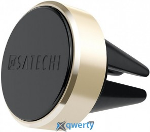 Satechi Aluminum Vent Magnet Mount Gold (ST-MVMG)