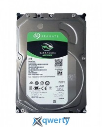 Seagate BarraCuda HDD 4TB 5400rpm 256MB ST4000DM004 3.5 SATA III