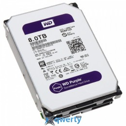 Western Digital Purple 8TB 128MB 5400rpm (WD80PURZ) 3.5 SATA III