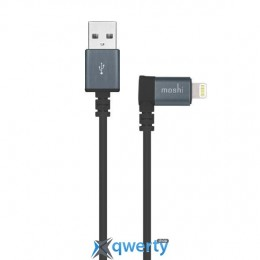Moshi Lightning to USB Cable 90-degree Black (1.5 m) (99MO023043)