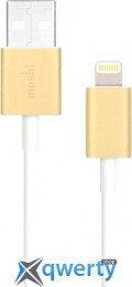 Moshi Lightning to USB Cable Gold (1 m) (99MO023221)