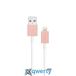 Moshi Lightning to USB Cable Golden Rose (1 m) (99MO023251)