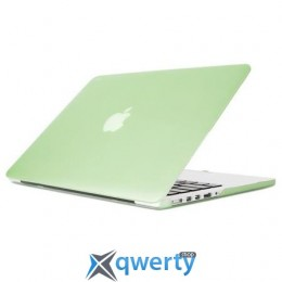 Moshi Ultra Slim Case iGlaze Honeydew Green for MacBook Pro 13 Retina (99MO071611)