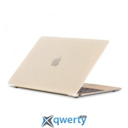 Moshi Ultra Slim Case iGlaze Stealth Clear for MacBook 12 (99MO071905)