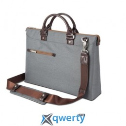 Moshi Urbana Slim Laptop Briefcase Mineral Gray (99MO078031)