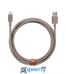 Native Union Belt Cable Lightning Taupe (3 m) (BELT-KV-L-TAU-3)