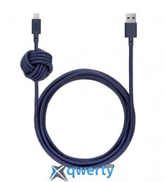 Native Union Night Cable Lightning Marine (3 m) (NCABLE-KV-L-MAR)