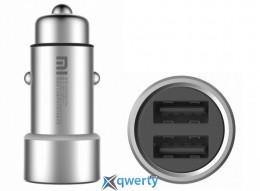 Атомобильное зарядное устройство Xiaomi Car Charger Silver 1154400043