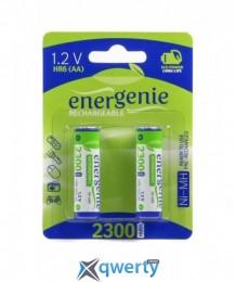 EnerGenie Ni-MH AA/HR06 2300 mAh BL 2шт (EG-HR6-2BL)