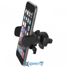 iOttie Easy One Touch Mini Vent Mount Universal Car Mount Holder Cradle Black for iPhone/Smartphone (HLCRIO124)