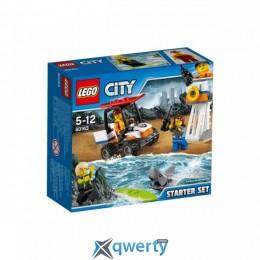 LEGO City Береговая охрана: для начинающих (60163)