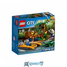 LEGO City Джунгли: для начинающих (60157)