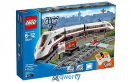 LEGO City Скоростной пассажирский поезд (60051)