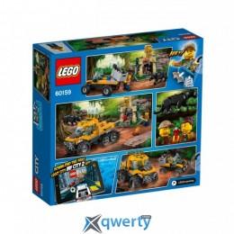 LEGO City Внедорожник 4х4 команды быстрого реагирования (60165)