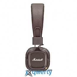 Marshall Headphones Major II Bluetooth Brown (4091793)