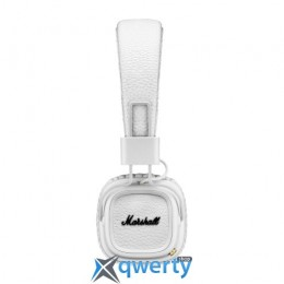 Marshall Headphones Major II Bluetooth White (4091794)