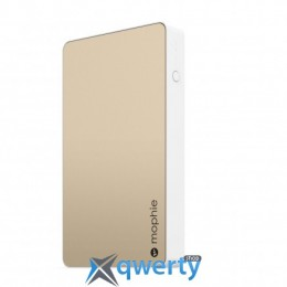 Mophie Powerstation Dual-USB Gold 6 000 mAh (3561-PWRSTION-6.2K-GLD)