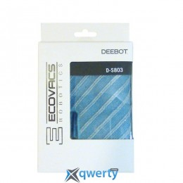 ECOVACS Cleaning Cloths for DEEBOT MINI (D-S803)