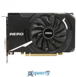 MSI PCI-Ex GeForce GTX 1060 4GB GDDR5 (192bit)(1544 /8008) (DVI, 2xHDMI, 2xDisplayPort) (GTX 1060 AERO ITX 6G OC)