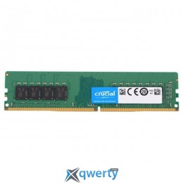 Crucial DDR4-2400MHz 8GB PC4-19200 (CT8G4DFD824A)