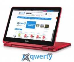 Dell Inspiron 3168(0475V)8GB/240SSD/Win10/Red
