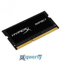 Kingston HyperX Impact So-Dimm DDR3L 1866MHz 4GB PC-15000 (HX318LS11IB/4)