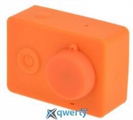 Чехол для камеры Xiaomi Yi Sport Orange (Лицензия)