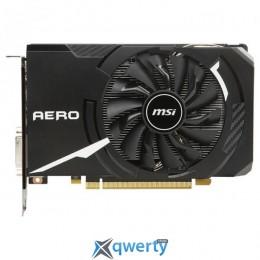 MSI PCI-Ex GeForce GTX 1060 Aero ITX 3GB GDDR5 (192bit) (1506/8008) (DVI, 2 x HDMI, 2 x DisplayPort) (GTX 1060 AERO ITX 3G)
