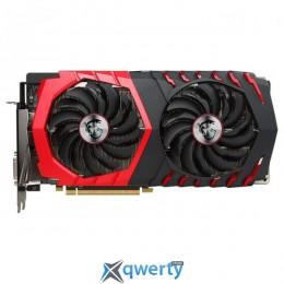 MSI Radeon RX 580 8GB GDDR5 (256-bit)(1441/8100) (DVI, 2xHDMI, 2xDisplayPort) TwinFrozr VI Gaming X+ (RX 580 GAMING X+ 8G)