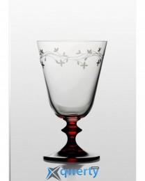 Bella набор бокалов для вина (Olly рубин) 350 мл. 6 шт.