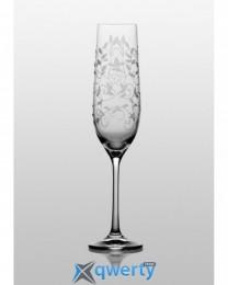 Viola набор бокалов для шампанского (Lido Swarovski) 6 шт.