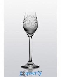 Viola набор рюмок для водки и ликера (Lido Swarovski) 6 шт.
