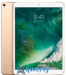 Apple iPad Pro 10.5 256Gb Wi-Fi + LTE Gold 2017