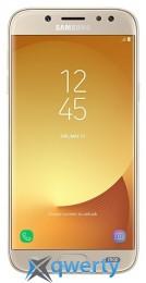 Samsung SM-J530F Galaxy J5 Duos ZDN (gold)  (2017)
