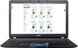 Acer Aspire ES1-572-P1DJ (NX.GD0EU.063) Midnight Black