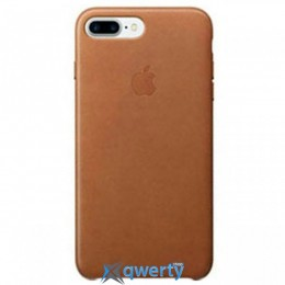 Apple iPhone 7 Plus Leather Case Saddle Brown (MMYF2)