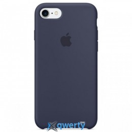 Apple iPhone 7 Silicone Case Midnight Blue (MMWK2)