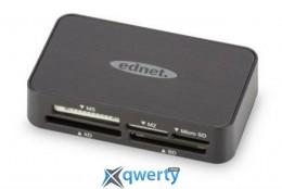 EDNET USB 2.0 6 слотов для карт