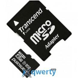 Transcend USB Type-C - USB Type-A / SD microSD