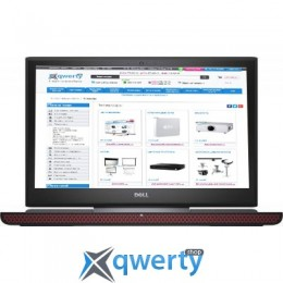 Dell Inspiron 7567 (I7558100DW-51) Black