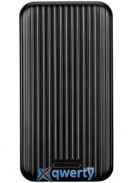 MOMAX iPower GO Slim Battery 10000 mAh Black (IP56D)