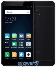 Xiaomi Redmi4X 2/16Gb Black