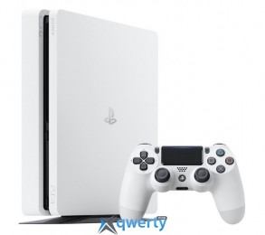 Sony PlayStation 4 1tb Slim White