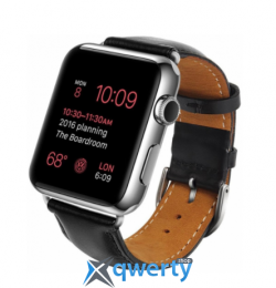 LUNATIK Chicago Band для Apple Watch 42 mm Black