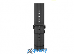 Ремешок Apple Watch 42mm Woven Nylon Band Black