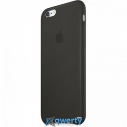 Чехол Leather soft case iPhone 6 black
