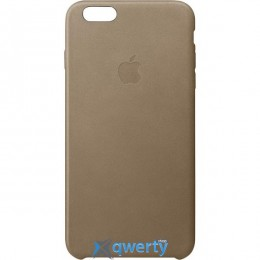 Чехол Leather soft case iPhone 6 Gold