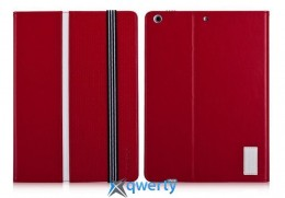 Чехол Momax Modern Note case для iPad Air, red (FNAPIPAD5R)