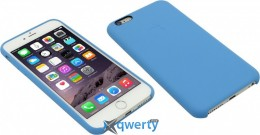 Чехол Original silicone case for iPhone 6 Plus/6S Plus Blue